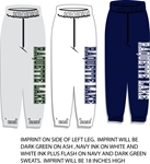Custom Sweatpants